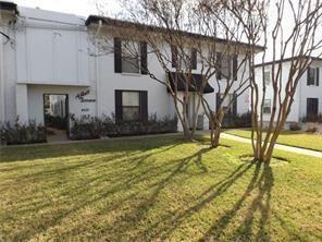 4510 Abbott Ave Apt 26, Highland Park, TX 75205