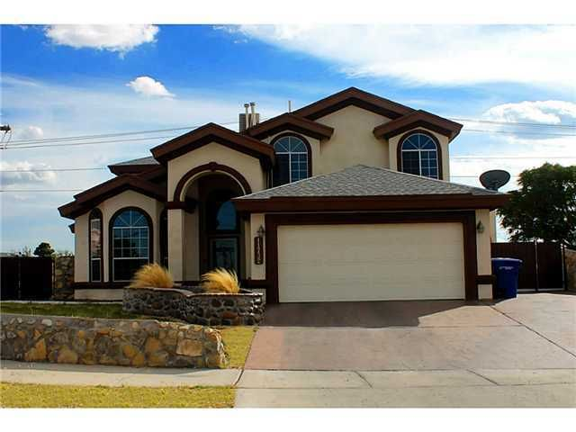 11732 gwen evans ln el paso tx 79936 for New homes in el paso tx