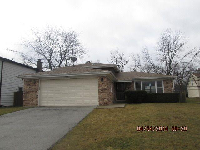 2913 Buttonwood Walk, Hazel Crest, IL
