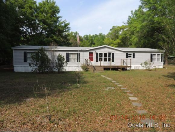 19551 SE 42nd Pl, Morriston, FL 32668