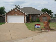 10425 Futurity Dr, Midwest City, OK 73130