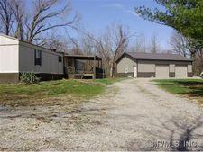 527 Clark School Rd, Desoto, IL 62950