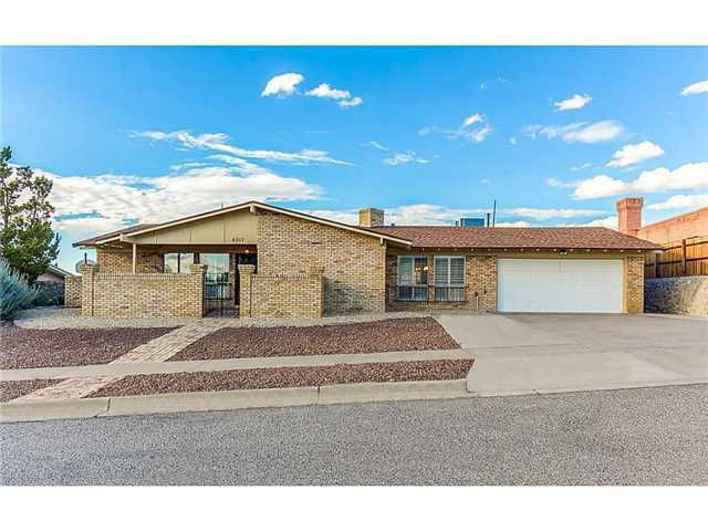 6317 stardust dr el paso tx 79912 home for sale and for Homes for sale 79912