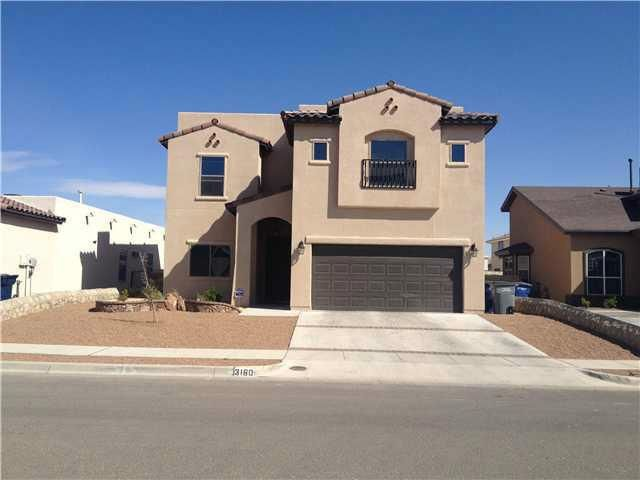 3160 sarina cir el paso tx 79938 home for sale and for New homes for sale in el paso tx
