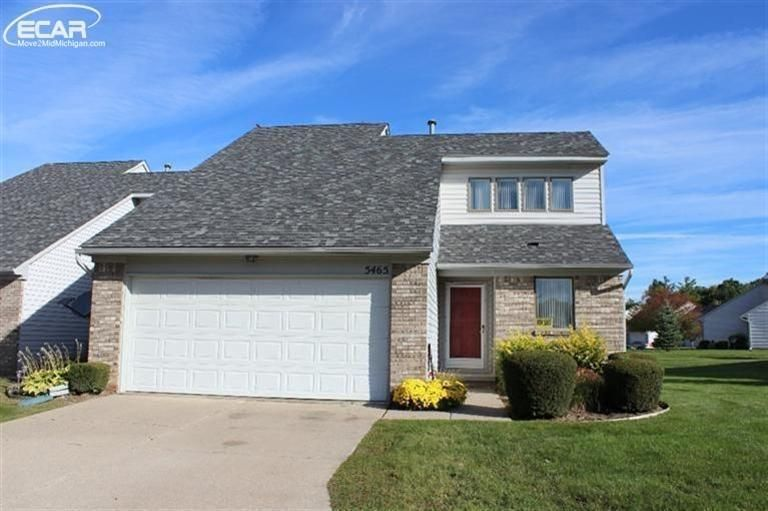 5465 country hearth ln grand blanc mi 48439 for Country home and hearth