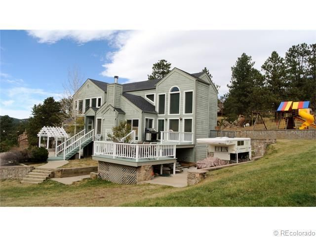 7608 danks dr evergreen co 80439 home for sale and