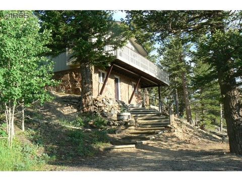 62 Pinecliff Trl, Nederland, CO 80466
