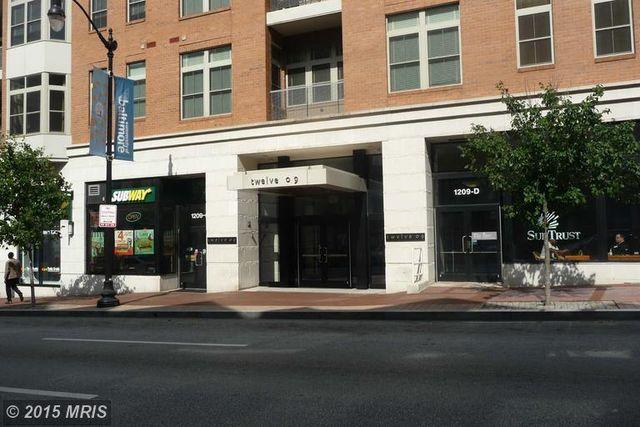 1209 N Charles St Apt 310, Baltimore, MD 21201