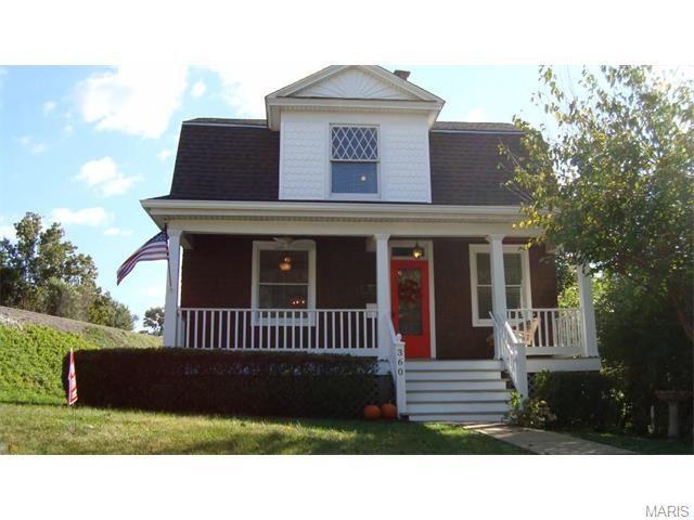 360 marshall ave webster groves mo 63119 home for sale and real estate listing. Black Bedroom Furniture Sets. Home Design Ideas