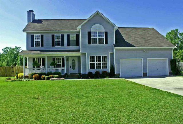 190 bridlewood dr jacksonville nc 28540 home for sale