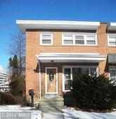 2410 W Garrison Ave, Baltimore, MD 21215
