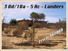55957 Jesse Rd, Landers, CA 92285