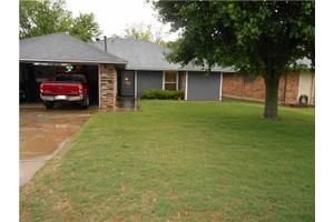 919 Choctaw Ridge Rd, Midwest City, OK 73130