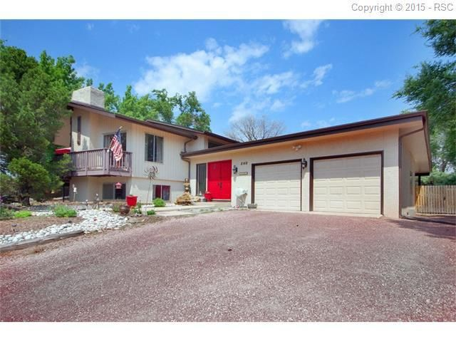 2168 wildwood dr colorado springs co 80918 home for
