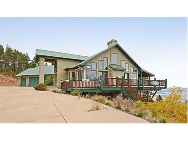 13250 Deer Ridge Way, Larkspur, CO