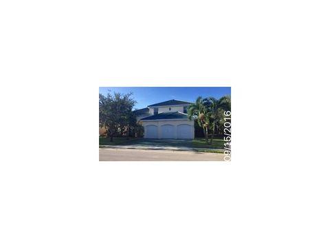 15984 Sw 14th St, Pembroke Pines, FL 33027