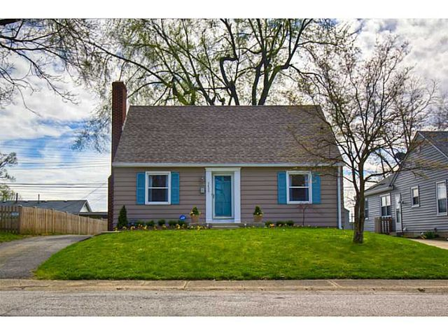 2429 Northview Ave Indianapolis In 46220 Home For Sale