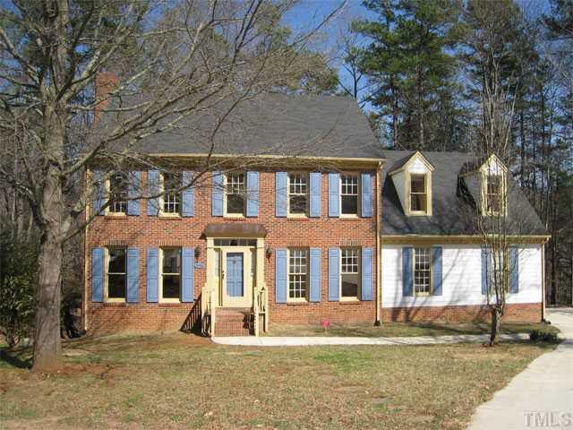 Raleigh Rental Homes Llc