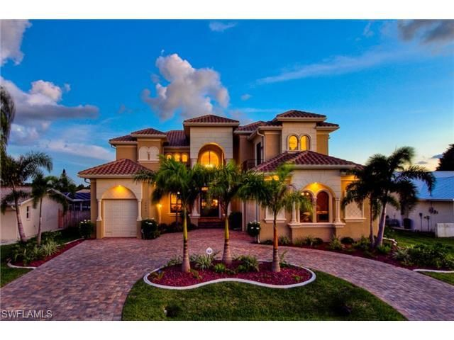 1436 Viking Ct Cape Coral Fl 33904 Home For Sale And