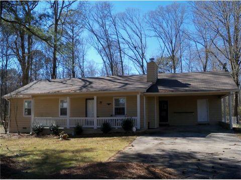 222 Green Acre Ln, Cartersville, GA 30121