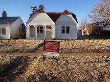 918 W Harris St, Spur, TX 79370