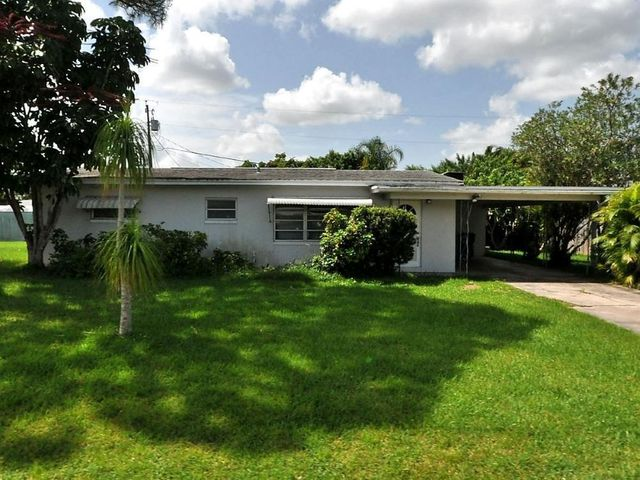 Home For Rent 608 Beach Ave Port Saint Lucie Fl 34952