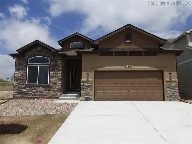 12660 stone valley dr peyton co 80831 new home for