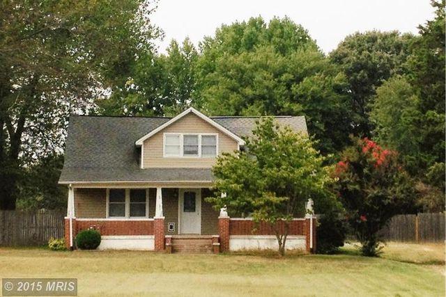 Home For Rent 94 Caisson Rd Fredericksburg Va 22405
