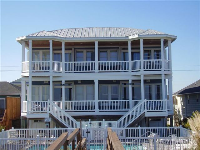 Fort Fisher Beach House