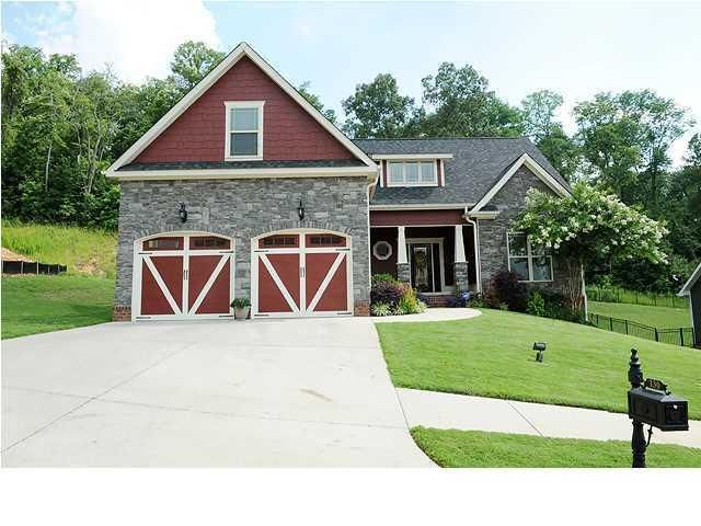 Homes For Sale In The Vineyard Ringgold Ga