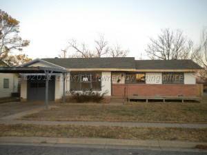 1900 N Wells St, Pampa, TX
