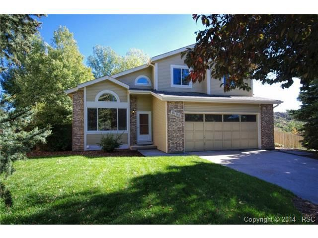 6165 Savannah Way, Colorado Springs, CO 80919
