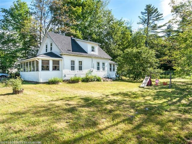 1548 hallowell rd litchfield me 04350 home for sale