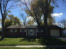10103 Chris Dr, Indianapolis, IN 46229