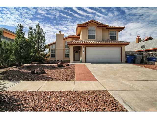 1464 desierto rico ave el paso tx 79912 home for sale for New homes el paso tx west side