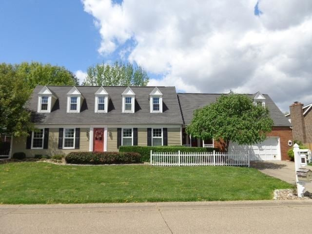 6147 brighton dr evansville in 47715 home for sale and