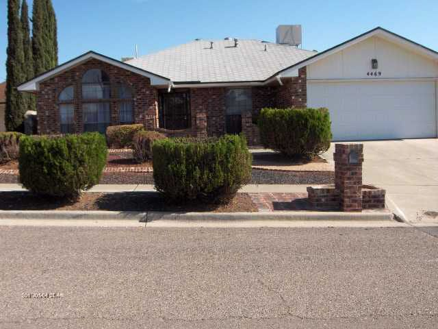 4469 Gen Maloney Cir, El Paso, TX 79924