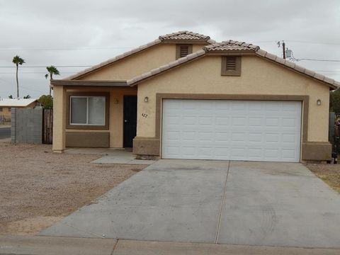 422 W 3rd Pl, Eloy, AZ 85131