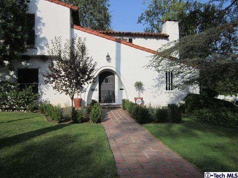 1790 Ramiro Rd, San Marino, CA 91108