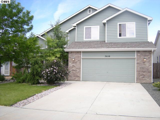 3658 Wittaker Cir Johnstown, CO 80534