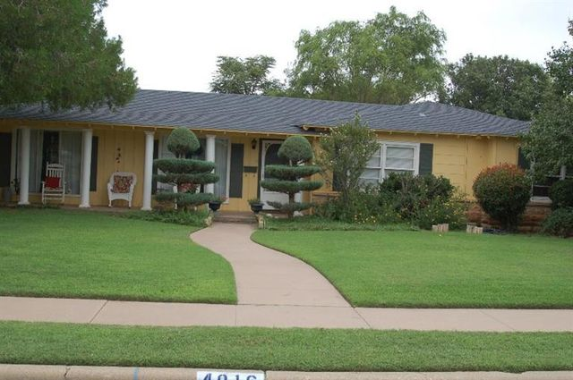 4016 45th St Lubbock TX 79413 Home For Sale and Real