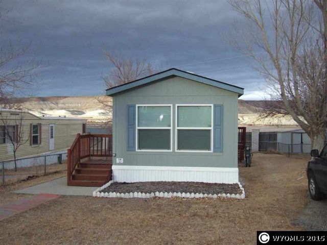 Mobile Homes For Sale Green River Wy
