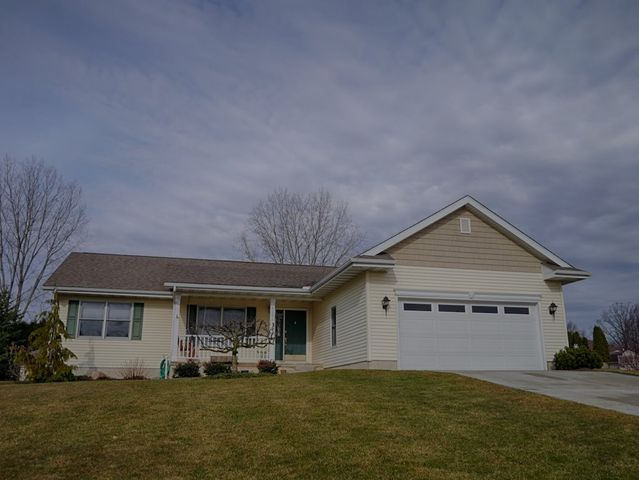 5162 N Granite St Jackson Mi 49201 Home For Sale And