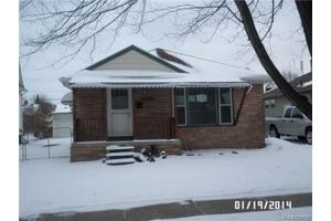 1627 Liberty Ave, Lincoln Park, MI 48146