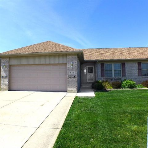 510 whisper ln xenia oh 45385 home for sale and real