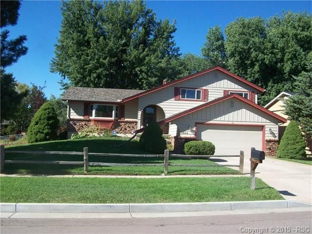 1302 moffat cir colorado springs co 80915 home for sale and real estate listing