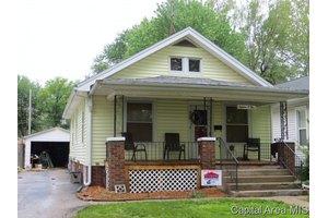 1805 S 2nd St, Springfield, IL 62704