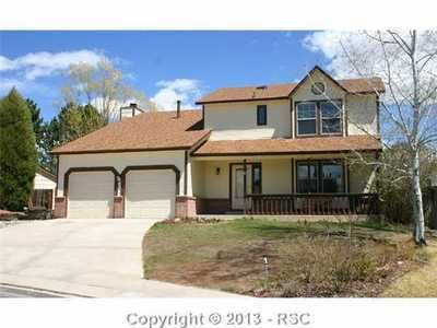8735 Turnbridge Pl, Colorado Springs, CO