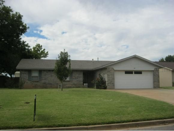 MLS 282737 In Elk City OK 73644 Home For Sale And Real Estate Listing R
