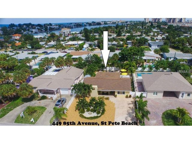 House For Sale Th Street St Pete Beach Fl